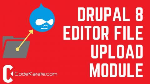 Drupal 8 Editor File... - News from Planet Drupal</span>  </div>     <div class=