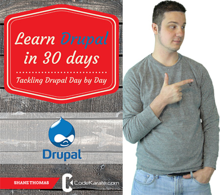 Learn Drupal in 30 Days